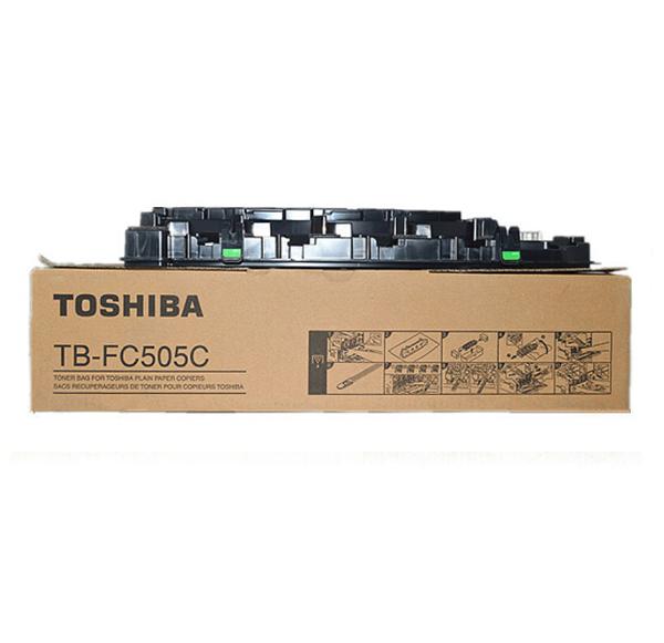 图片 东芝TB-FC505C废粉盒(适用于2555C复印机废粉盒)