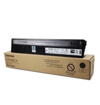 图片 东芝T-FC30C-K碳粉570g(黑色墨粉盒)