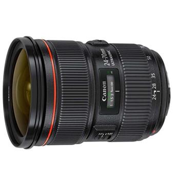 图片 佳能EF 24-70mm f/2.8L II USM 单反镜头一年保修